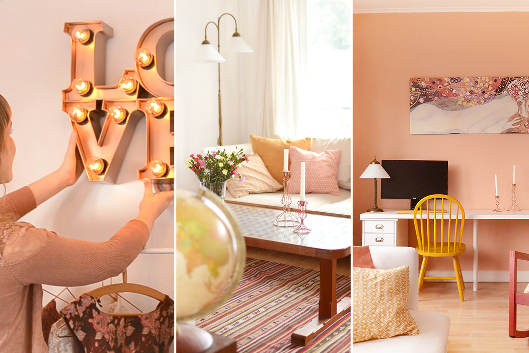 Wishlist: Home accessories in copper & pink – Retromantisch